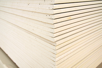 Gypsum boards are extensively used in the construction industry