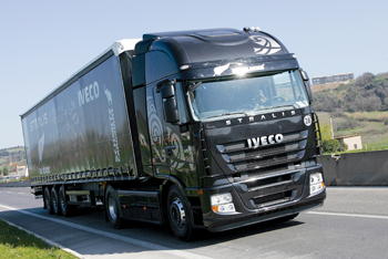 Iveco is one of the world's most visible truck  brands