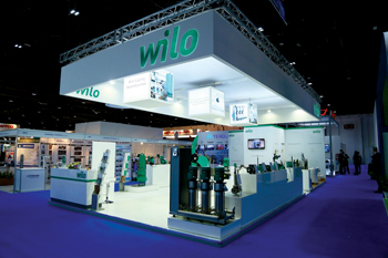 Wilo: supplying products and solutions