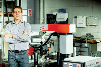 Fischer: laser cladding is here to stay
